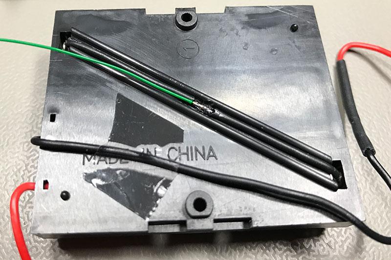 Elecraft Kx2 Battery Connector